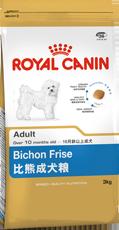 法国皇家 比熊犬成犬粮3kg